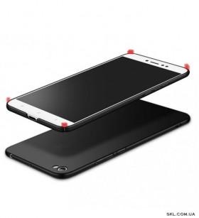 Бампер Xiaomi Redmi Note 5A – Soft Touch (Анти отпечатки)