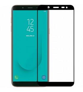 Стекло Samsung J6 2018 J600 – Full Glue (Клей по всей поверхности)