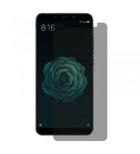 Защитное стекло Xiaomi Mi A2 Privacy Anti-Spy (Конфиденциальное)