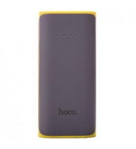 Портативный аккумулятор Power Bank Hoco B21 5200 mAh