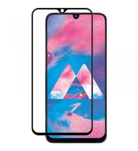 3D Стекло Samsung Galaxy M30 – Full Glue (С полным клеем)