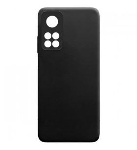Чехол силиконовый SMTT Xiaomi Mi 10T – Черный