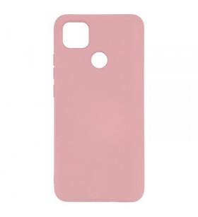 Силиконовый Чехол Xiaomi Redmi 9c – Full Cover (Розовый)