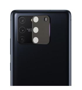 3D Стекло для камеры Samsung Galaxy S10 Lite – Черное
