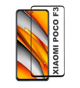 3D Стекло Xiaomi Poco F3 – Full Glue (С полным клеем)