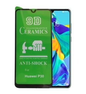 9D Стекло Huawei P30 – Ceramics