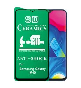 9D Стекло Samsung Galaxy M10 – Ceramics