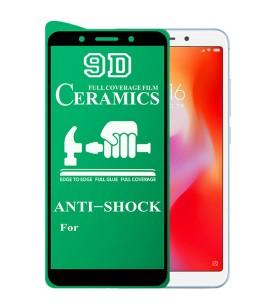 9D Стекло Xiaomi Redmi 6/6A – Ceramics
