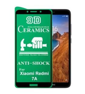 9D Стекло Xiaomi Redmi 7A – Ceramics