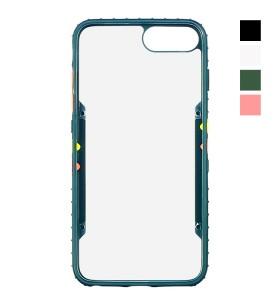 Чехол iPhone 6 Plus – Running Rainbow