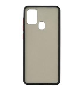Чехол Samsung Galaxy A21S – Totu Gingle (Чёрный)