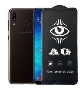 Матовое стекло Samsung Galaxy A50 – Антиблик