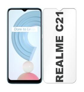 Защитное стекло Realme C21