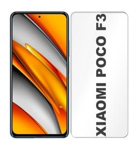 Защитное стекло Xiaomi Poco F3