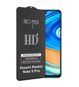 Защитное Стекло Xiaomi Redmi Note 9 Pro – HD+