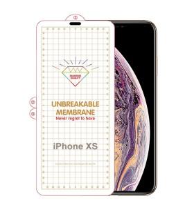Защитная Пленка iPhone XS – Противоударная