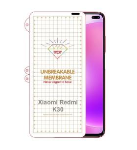 Защитная Пленка Xiaomi Redmi K30 – Противоударная