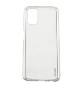 Чехол силиконовый Oppo A52 – Smtt (Прозрачный)