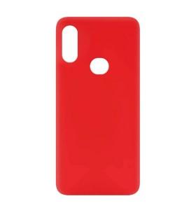 Силиконовый Чехол Samsung Galaxy A10s – Full Cover (Красный)