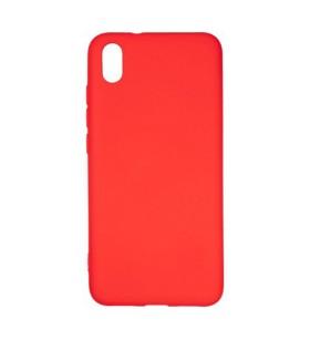 Силиконовый Чехол Xiaomi Redmi 7A – Full Cover (Красный)