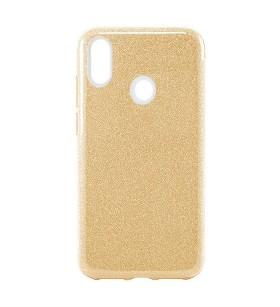 Цветной чехол Xiaomi Redmi 7 – Shine (Золотой)