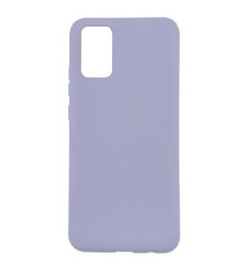Силиконовый Чехол Samsung Galaxy A02s – Full Cover (Фиолетовый)