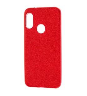 Цветной чехол Xiaomi Mi A2 Lite – Shine (Красный)