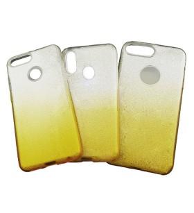 Цветной чехол Xiaomi Mi A2 Lite – Shine (Градиент желтый)
