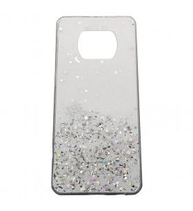 Чехол Metal Dust Xiaomi Poco X3 – Белый