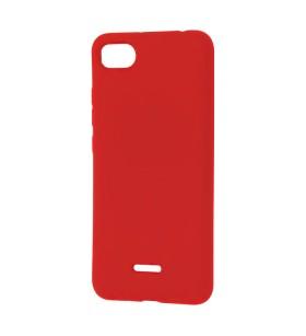 Силиконовый Чехол Xiaomi Redmi 6A – Full Cover (Красный)