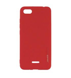Чехол силиконовый Xiaomi Redmi 6A – Smtt (Красный)