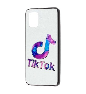 Чехол Samsung Galaxy A71 – Tik Tok Fashion Mix