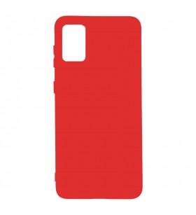 Силиконовый Чехол Samsung Galaxy A71 – Full Cover (Красный)