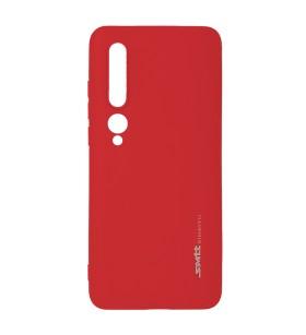 Чехол силиконовый Xiaomi Mi 10 – Smtt (Красный)