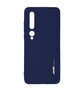 Чехол силиконовый Xiaomi Mi 10 – Smtt (Синий)