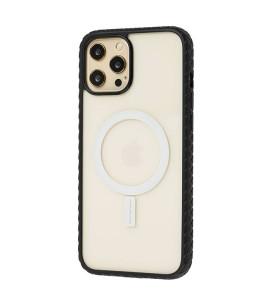 Силиконовый Бампер iPhone 12 Pro Max – MagSafe (WUW K12)