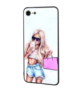 Чехол iPhone 8 – Ladies Handbag Fashion Mix